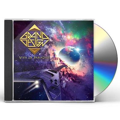 Grand Design VIVA LA PARADISE CD