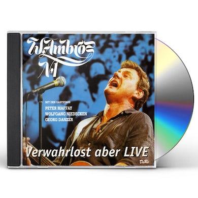 Wolfgang Ambros VERWAHRLOST ABER LIVE CD