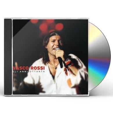 Vasco Rossi GLI ANNI 80 CD