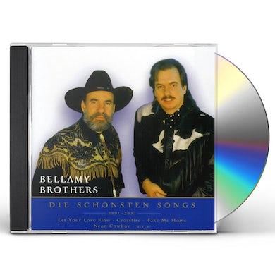 Bellamy Brothers NUR DAS BESTE CD