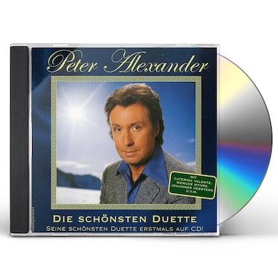 Peter Alexander DIE SCHONSTEN DUETTE CD