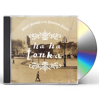 NOVEL SOUNDS OF THE NOUVEAU SOUTH CD