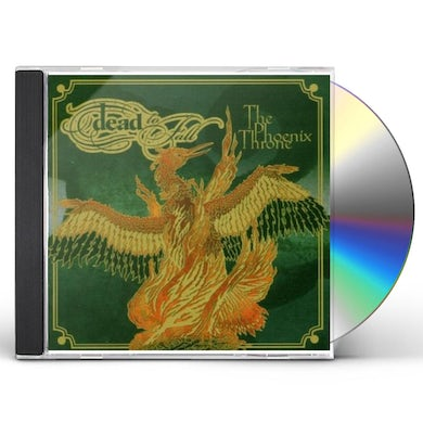 Dead To Fall PHOENIX THRONE CD
