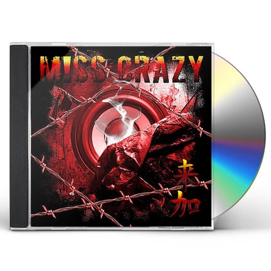 MISS CRAZY CD