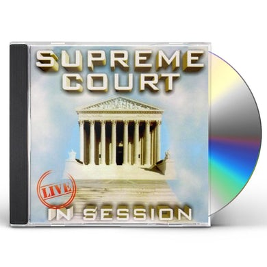 Supreme Court LIVE IN SESSION CD