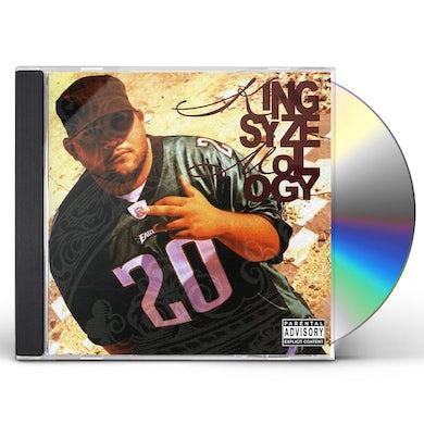 King Syze SYZEMOLOGY CD