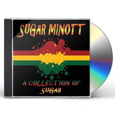Sugar Minott  COLLECTION OF SUGAR CD