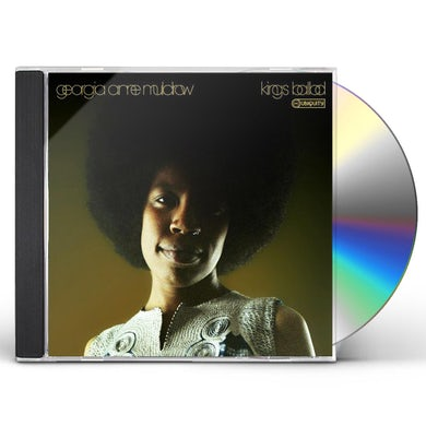 Georgia Anne Muldrow KINGS BALLAD CD