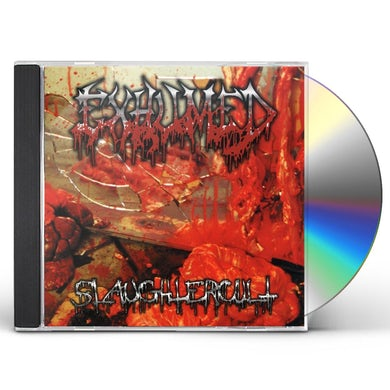 Exhumed SLAUGHTERCULT CD
