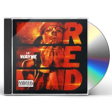 Lil Wayne R.E.D. CD