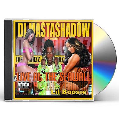 Boosie Badazz LIVE AT THE SEAWALL 2K CD