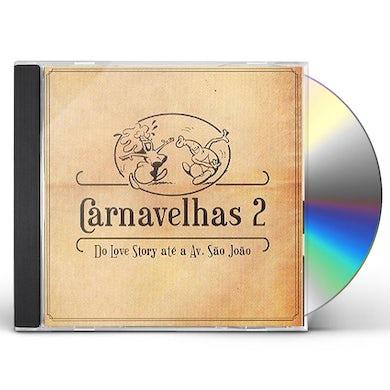 Velhas Virgens CARNAVELHAS 2 CD