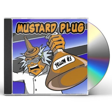 Mustard Plug YELLOW #5 CD