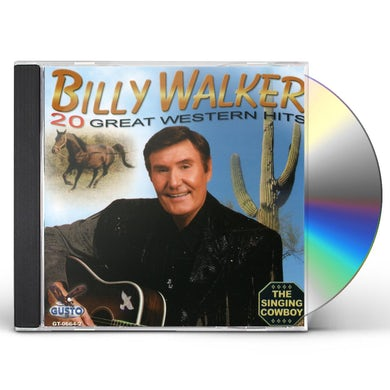 Billy Walker 20 GREAT WESTERN HITS CD