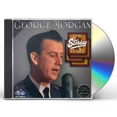 George Morgan STARDAY YEARS CD