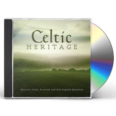 Jim Hendricks CELTIC HERITAGE: FAVORITE IRISH SCOTTISH & OLD ENG CD