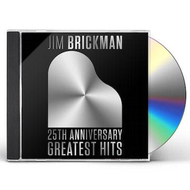 Jim Brickman 25th Anniversary CD