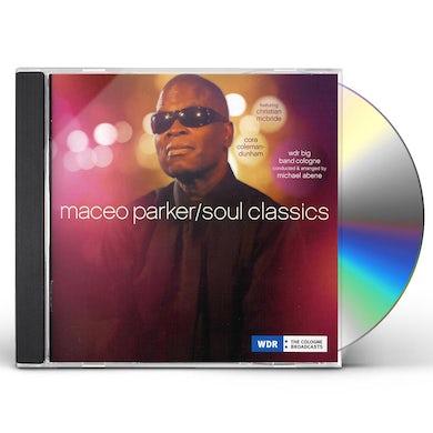 Maceo Parker SOUL CLASSICS CD