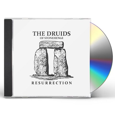 Druids Of Stonehenge RESURRECTION CD