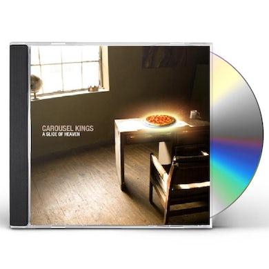 Carousel Kings SLICE OF HEAVEN CD