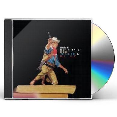 Born Ruffians RED YELLOW & BLUE CD