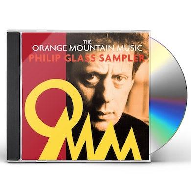 ORANGE MOUNTAIN MUSIC PHILIP GLASS SAMPLER CD