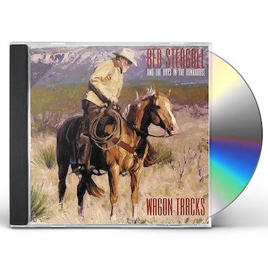 Red Steagall WAGON TRACKS CD