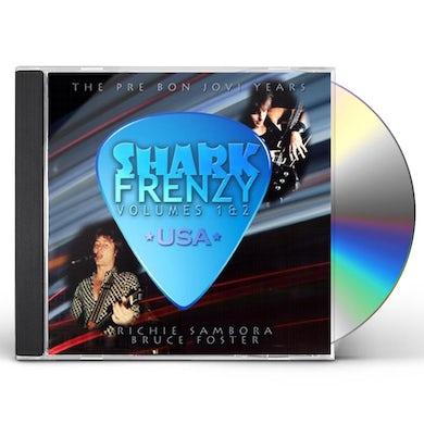 Richie Sambora SHARK FRENZY 1 & 2 CD