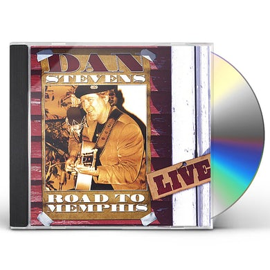 Dan Stevens ROAD TO MEMPHIS CD