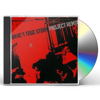 Dave's True Story PROJECT REMIX CD