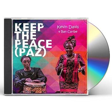 KEEP THE PEACE (PAZ) CD