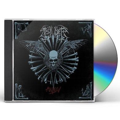 Tsjuder ANTILIV CD