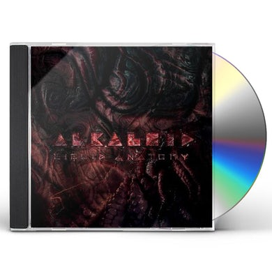 ALKALOID LIQUID ANATOMY CD