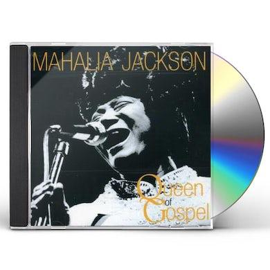 Mahalia Jackson QUEEN OF GOSPEL CD