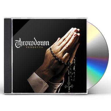 Throwdown VENDETTA CD