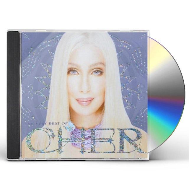 Cher VERY BEST OF CD