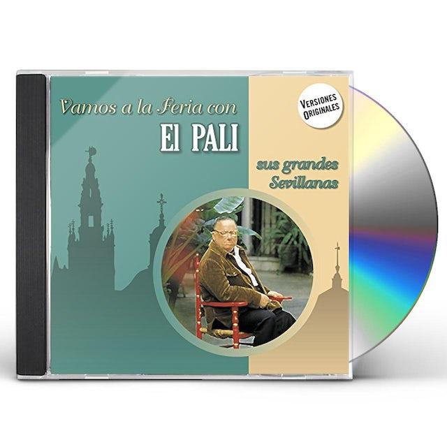 VAMOS A LA FERIA CON EL PALI CD