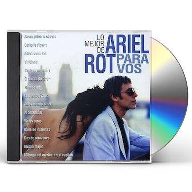 ARIEL ROT PARA VOS CD