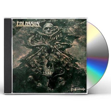 Colossus Degenesis CD