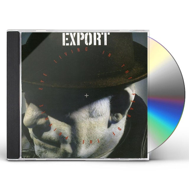 Export LIVING IN THE FEAR CD