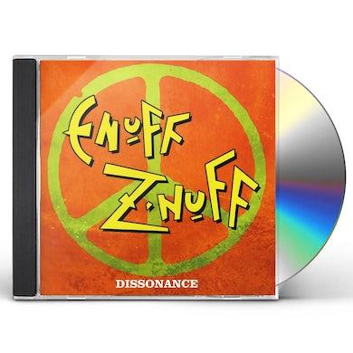 Enuff Z'nuff DISSONANCE CD