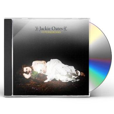 Jackie Oates HYPERBOREANS CD