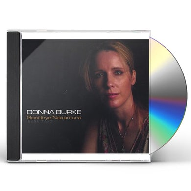 Donna Burke GOODBYE NAKAMURA CD