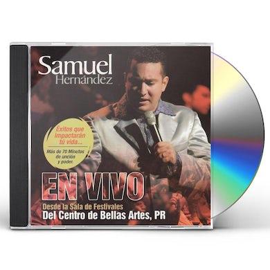 Samuel Hernandez EN VIVO DESDE LA SALA DE FESTIVALES: DEL CENTRO DE CD