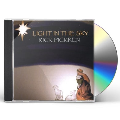 rick pickren LIGHT IN THE SKY CD