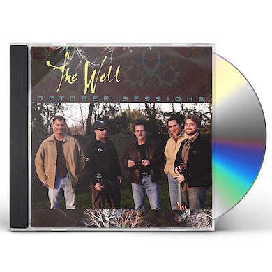 WELL OCTOBER SESSIONS CD