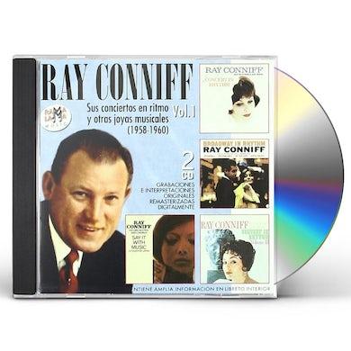 Ray Conniff SUS CONCIERTOS EN RITMO Y OTRAS JOYAS MUSICALES CD
