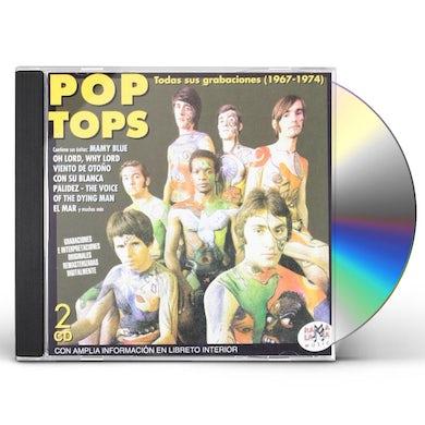 TODAS SUS GRANACIONES 1968-1974 CD