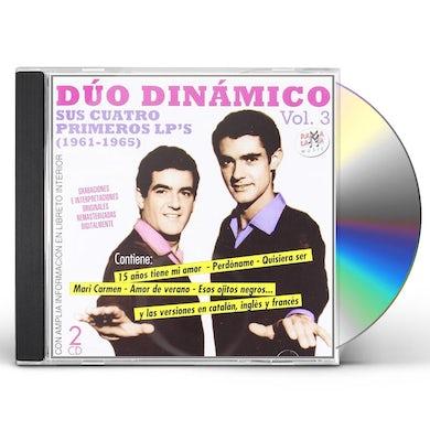 Duo Dinamico SUS CUATRO PRIMEROS LP'S CD