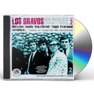 Los Bravos EN INGLES VOL 2 (1966-1967) CD